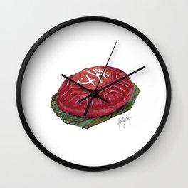 Ang Ku Kueh - Single, light Wall Clock