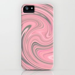 PINK FANCY iPhone Case