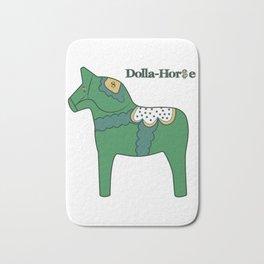 Dolla-Horse Bath Mat