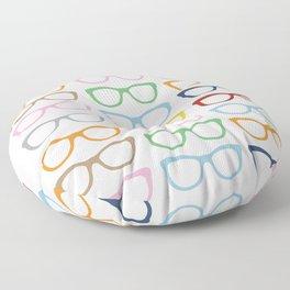Glasses #4 Floor Pillow