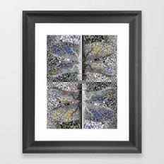 ANISOZYGOPTERA Framed Art Print