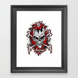 Revenge 2017 Framed Art Print