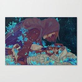 Leliana/Warden Canvas Print