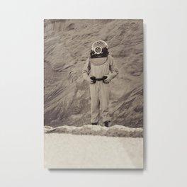 Skafis 2 Metal Print