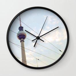 Berliner Fernsehturm Wall Clock