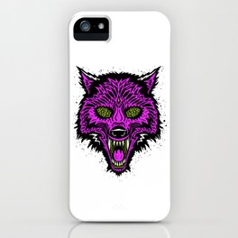 Beer Hound iPhone Case