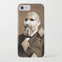 weird iPhone & iPod Cases featuring Weird by Bakus