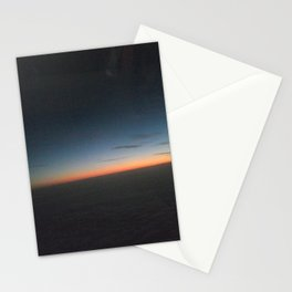 Night Fall from the Sky Stationery Cards