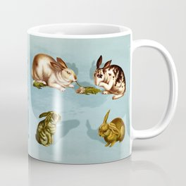 Freaking Rabbits Coffee Mug