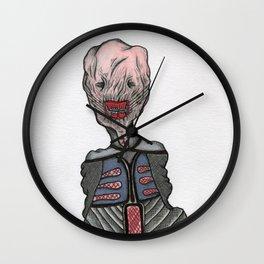 Chatterer Cenobite Wall Clock
