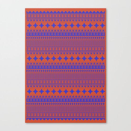 Navajo Ten Canvas Print