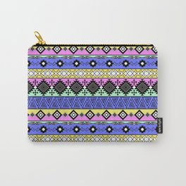 Ornament in the style of hippies 1. Carry-All Pouch
