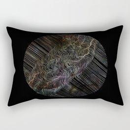 Constellation Rift Rectangular Pillow