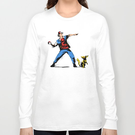Gotta Catch em all  Long Sleeve T-shirt