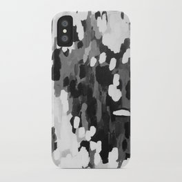 No. 68 Modern Abstract Painting iPhone Case