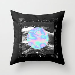 YOU CAUSED IT Throw Pillow