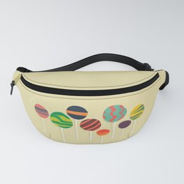 Sweet lollipop Fanny Pack