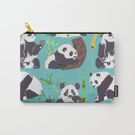 Whole Lotta Panda Carry-All Pouch