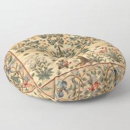 """William Morris """"Tree of life"""" 3. Floor Pillow"""