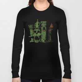 Eternian Fortress Long Sleeve T-shirt
