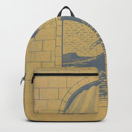 Local waves shop Backpack