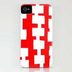 Red Slim Case iPhone (4, 4s)