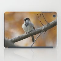 sparrow iPad Cases featuring Sparrow by Tammi Hofstetter