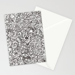 Phosphenes Schematic Stationery Cards