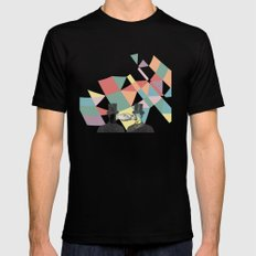 Join Hands Mens Fitted Tee Black MEDIUM