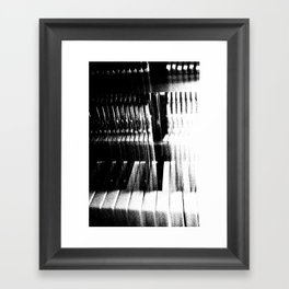Play Me Framed Art Print