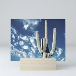 Beautiful Nature - Saguaro Cactus - III Mini Art Print