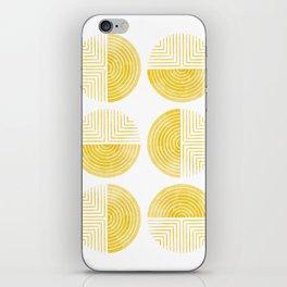Labyrinth - Honey iPhone Skin