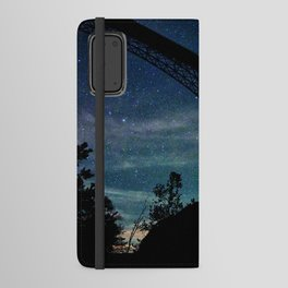 Blanket Of Stars Android Wallet Case