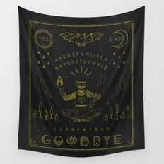 Ouija Board Wall Tapestry