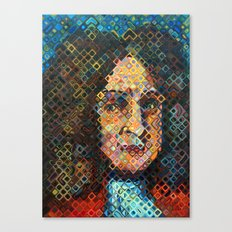 Gottfried Leibniz Canvas Print