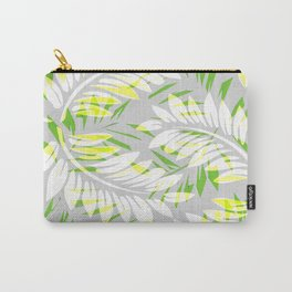 Spring Fern Carry-All Pouch