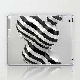 Primitive Stripes Laptop & iPad Skin