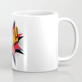 Comic Book Pow! Coffee Mug