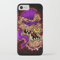 bebop iPhone & iPod Cases featuring Bebop is infected! by DesecrateART (Infected)