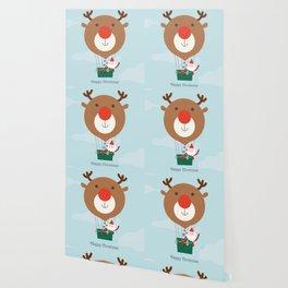 Air Rudolph Wallpaper