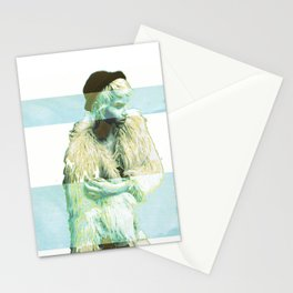 """Codename: Susan Glenn"" Pt.7 Stationery Cards"