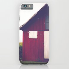Red Barn Slim Case iPhone 6s