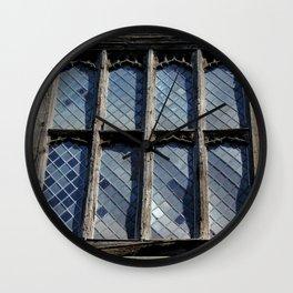 15th Century Medieval Window Wall Clock