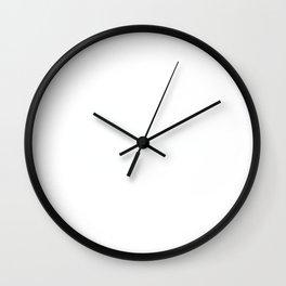 # Realtor Real Estate Realty Realtor Agent Property Building Land Key House T-shirt Design Wall Clock