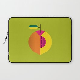 Fruit: Peach Laptop Sleeve