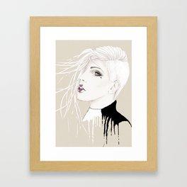 NEOPUNK Framed Art Print