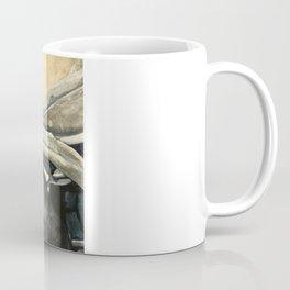 Rock Climbing Harness Coffee Mug