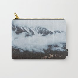On a cloudy day - Landscape and Nature Photography Carry-All Pouch