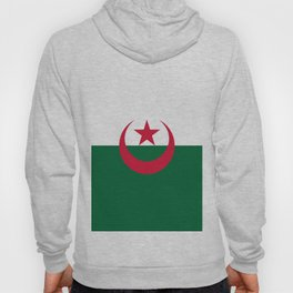 Flag Of Algeria Hoody