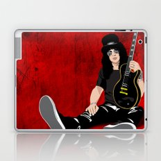 SLASH Quote Laptop & iPad Skin